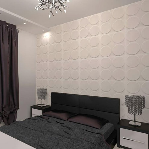 ELLIPSES DESIGN - Decorative 3D Wall Panels by WallDecor3D