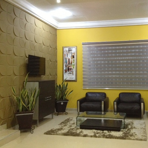 Wall Paneling for Interior - Textured Wall Panels Sweeps Design