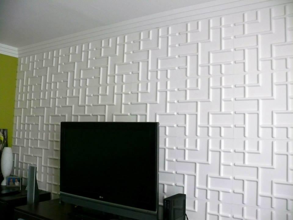 Tetris Design Interior 3d Wall Panels By Wallart