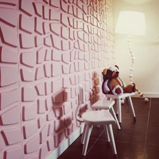 WallArt 3D wall panels - Dundees Design