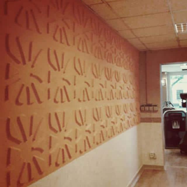 3D Wall panels - Caryotas Design