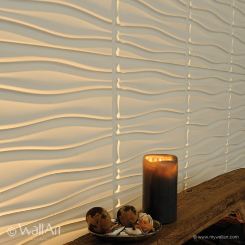 3d wall panels flows design