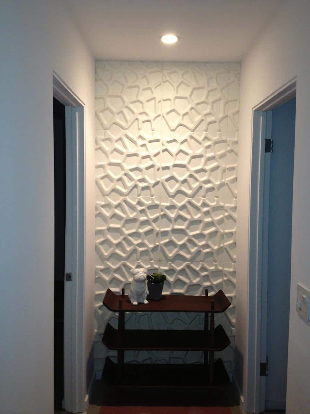 Wall paneling interior panels gaps design