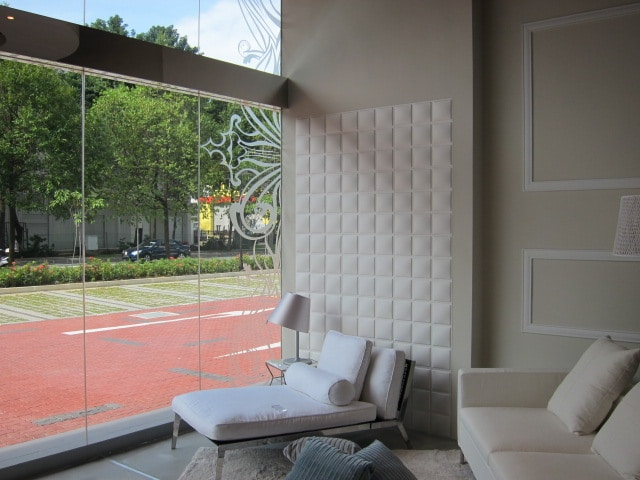 3D Wall Panels - Cubes Design