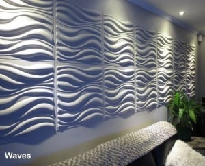 3D Wall Panels | Interior Wall Paneling | Textured Wall Treatments |