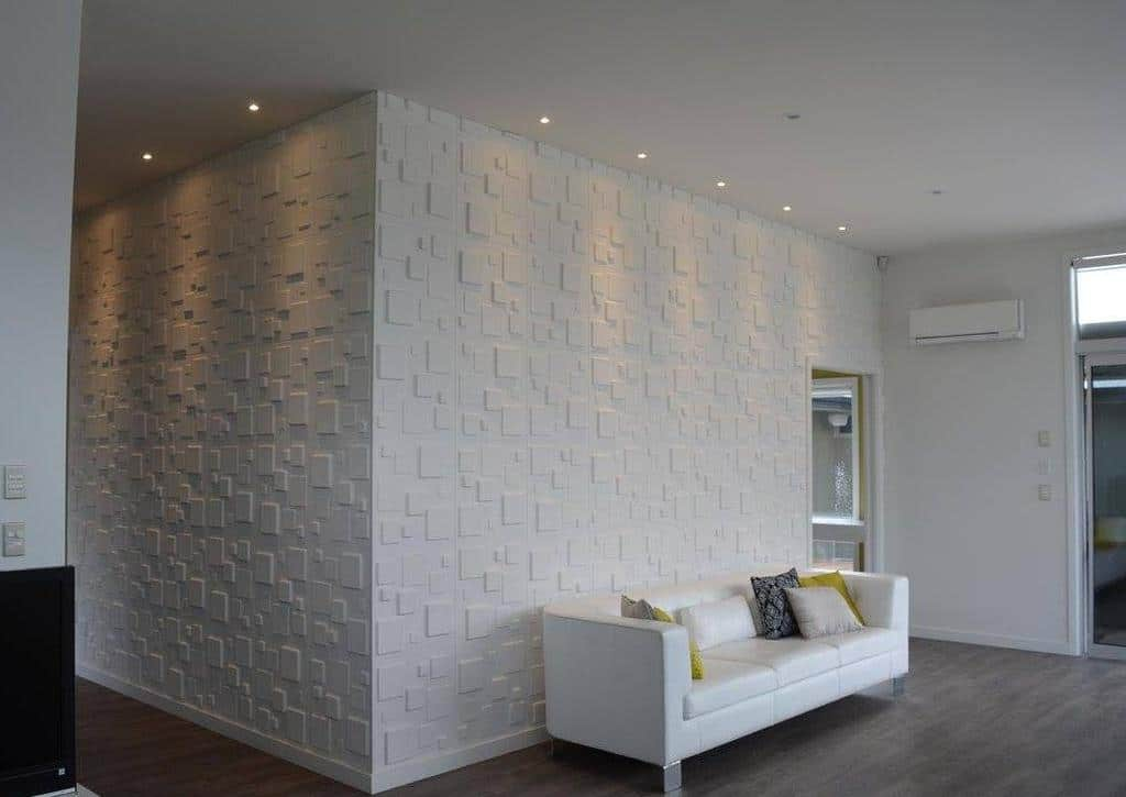 Square Wall Paneling