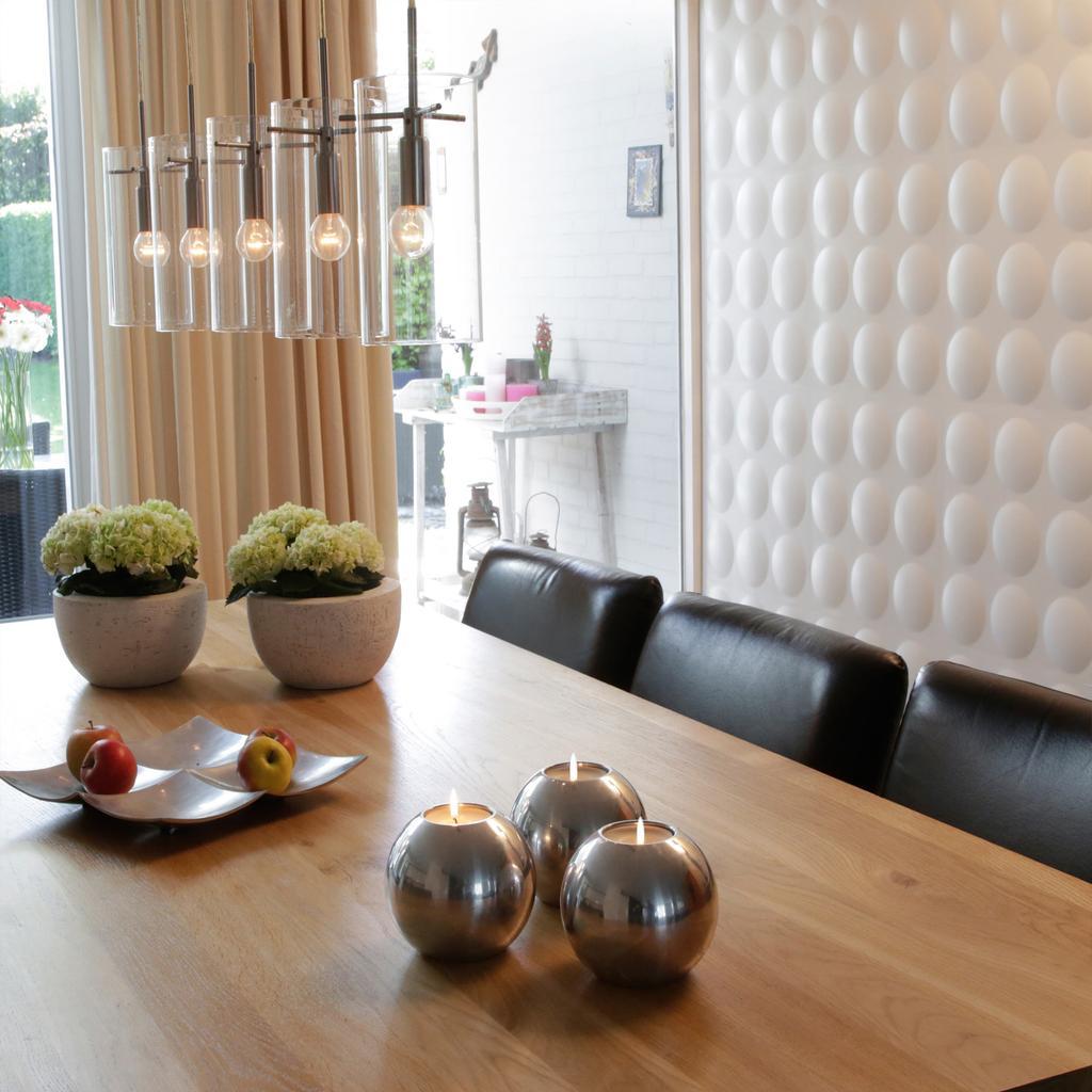 3D MDF Wood Panels