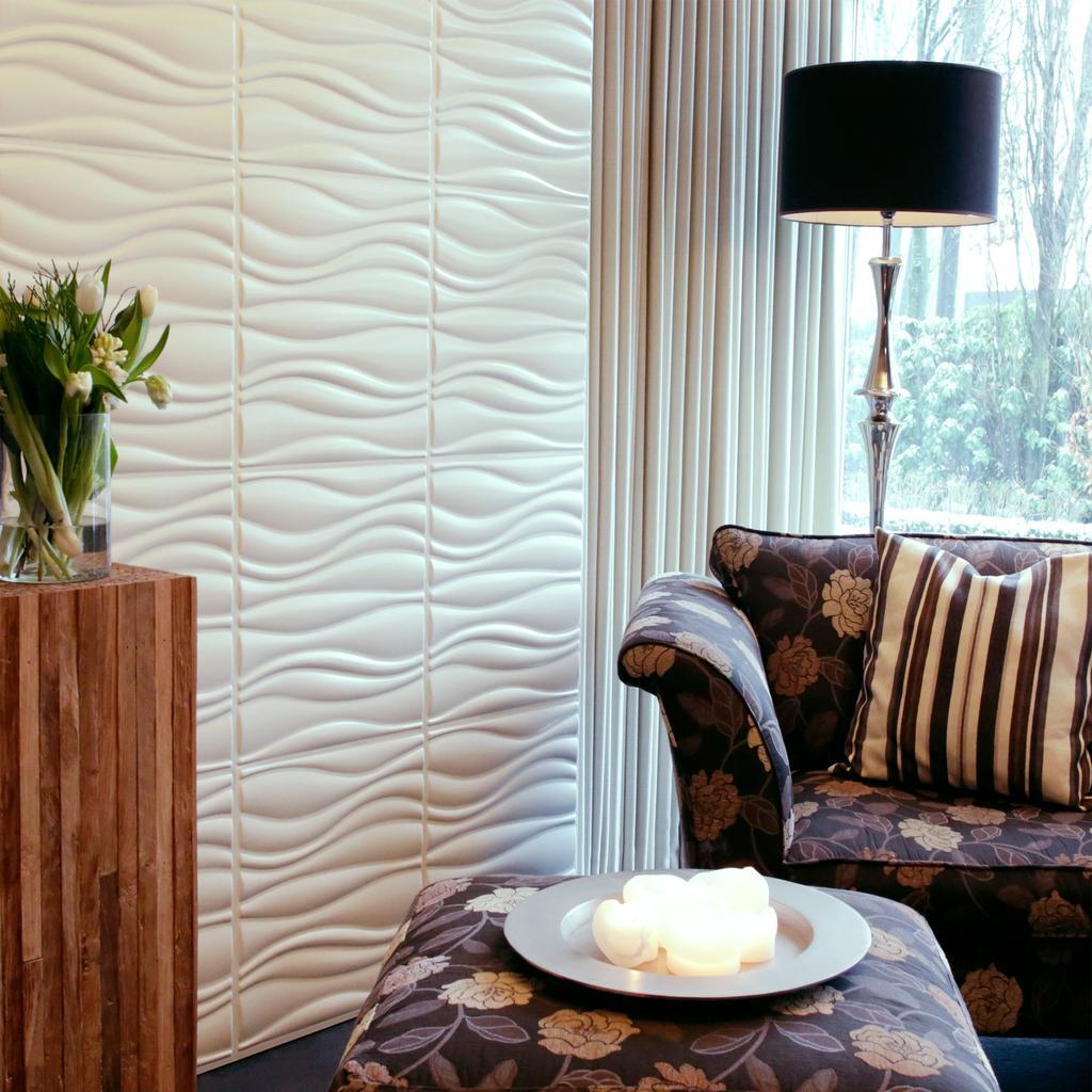 Wood Paneling - MDF Wood Paneling - Jade Design