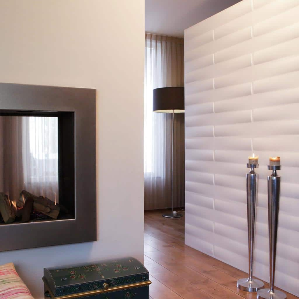 Decorative 3d Mdf Wood Wall Panels Zita Design