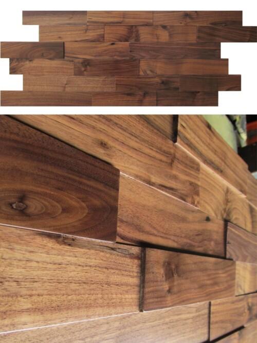Wood Wall Paneling: Decorative Wood Wall Panels