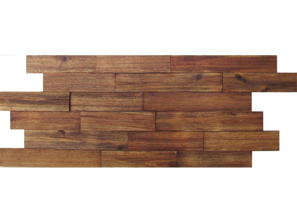 Wood Wall Covering Panels : Wood wall paneling acacia real panels for interior