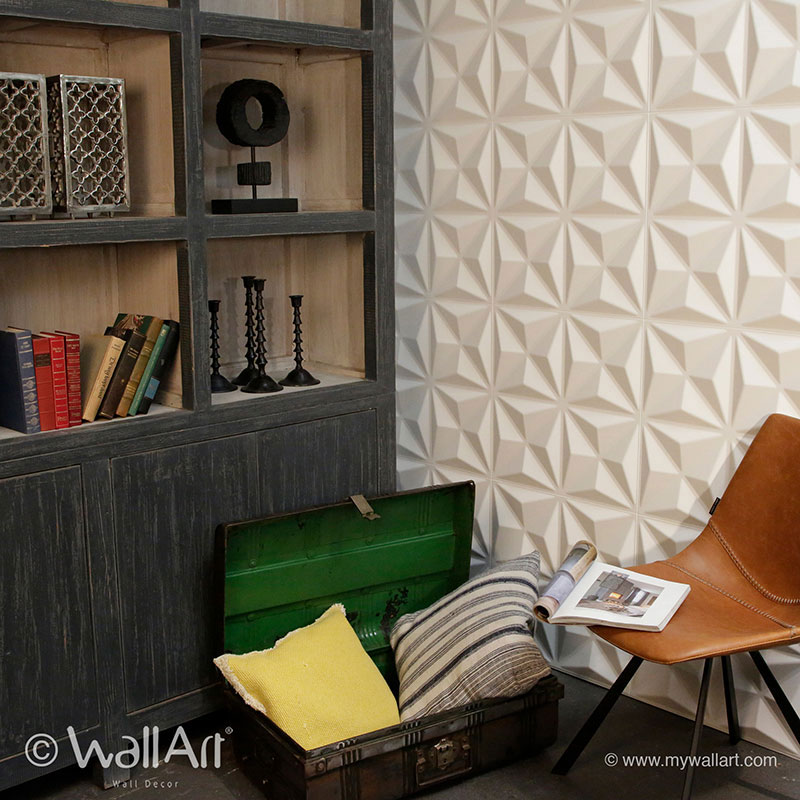 . Decorative 3D Wall Panels by WallDecor3D   CULLINANS DESIGN