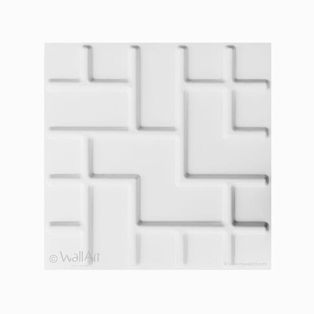 3d - Tetris Planken