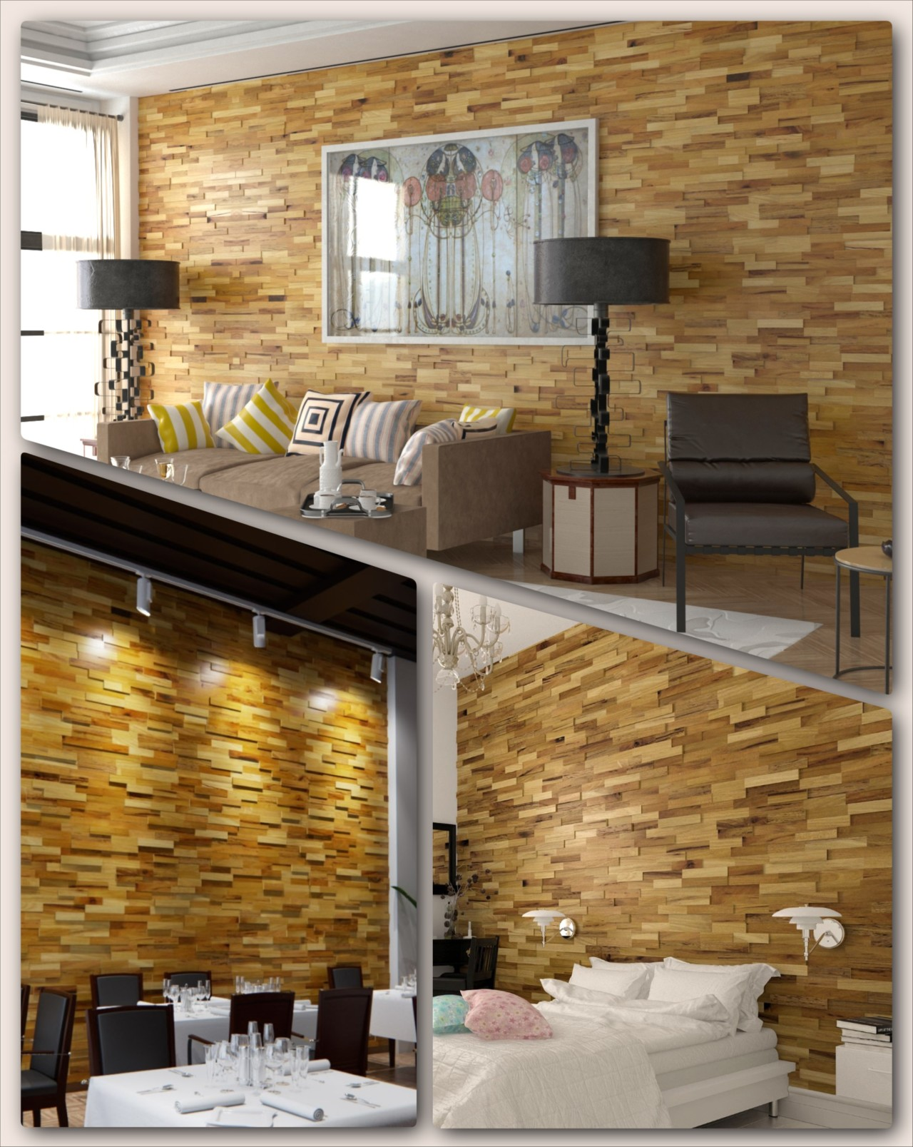 Wood Wall Paneling Real Wood Panels For Interior Walls