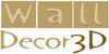 Decorative 3D Wall Panels by WallDecor3D Logo