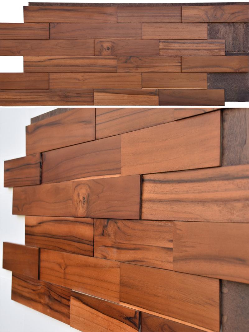 Vietnam Teak Wood Panels-te02