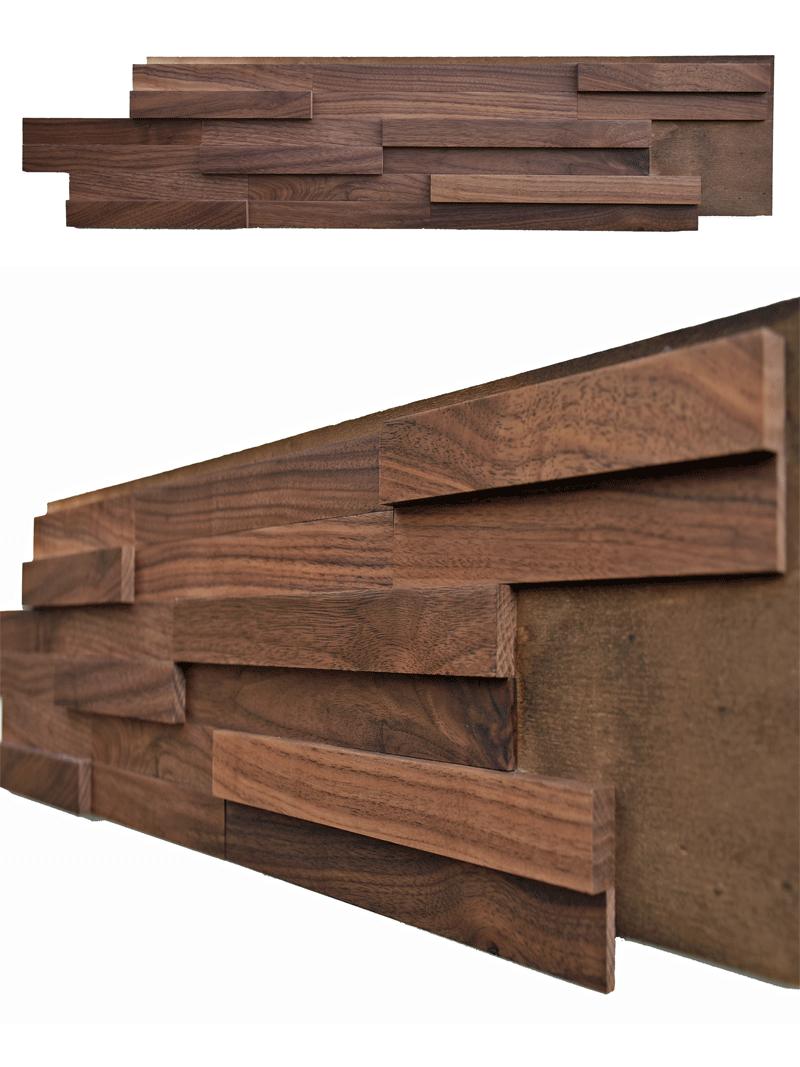 American Walnut Wood Panel-w30