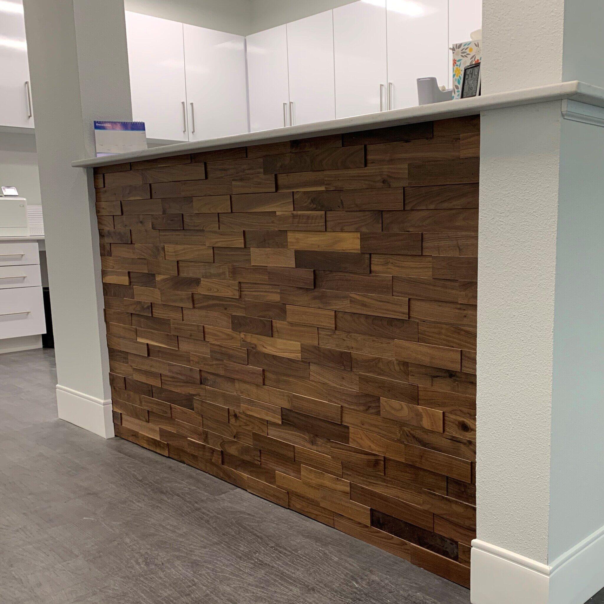 American Walnut Wood Panels